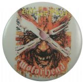 Motorhead - 'Eat the Rich' Button Badge